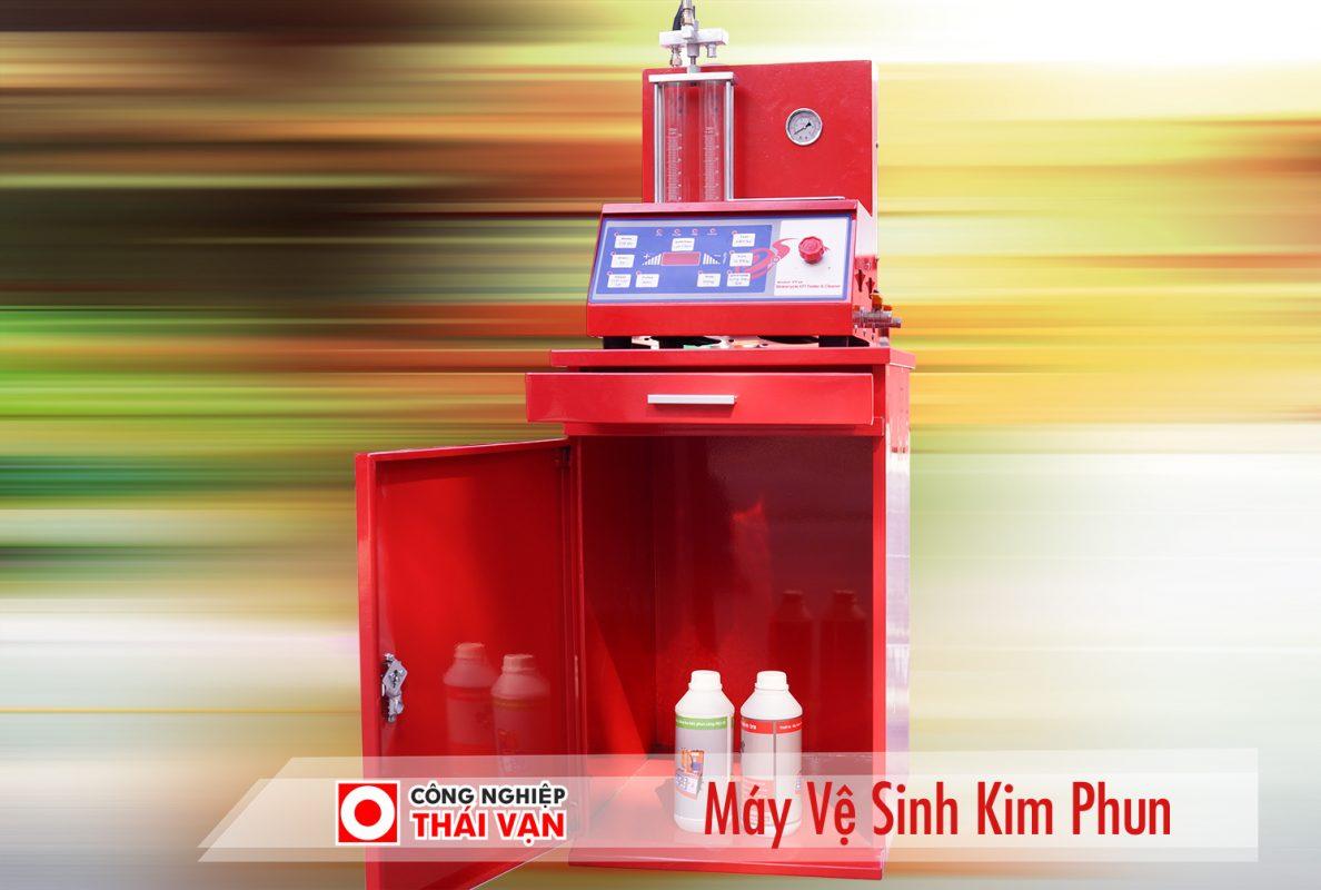 Máy Súc Rửa Vệ Sinh Kim Phun Xăng Điện Tử